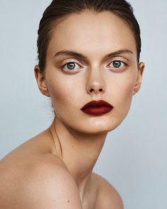 Beauty - Tiffany Patton - Beauty I Make Up Looks, Maya Stepper, Eyeliner, Meredith Mickelson, Cindy Mello, Barbara Palvin, Big Hair, Makeup Cosmetics, Editorial Fashion