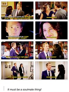 Barney and Robin Awww moments :) How I Met Your Mother, Barney Und Robin, I Meet You, Told You So, Barney & Friends, Yellow Umbrella, Himym, Tv Show Quotes, Great Tv Shows