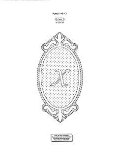 118 meilleures images du tableau dentelle aux fuseaux chiffres et lettres bobbin lace letters - Port irlandais en 7 lettres ...