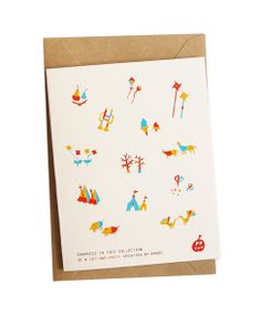 The Pairs Cards(Set of 2)