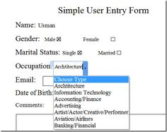 how to create an electronic form in word 2010