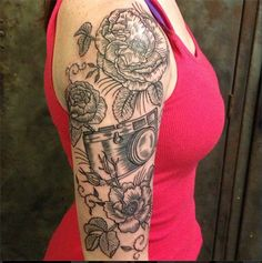Tattoo by Rob Banks by eastrivertattoo, via Flickr