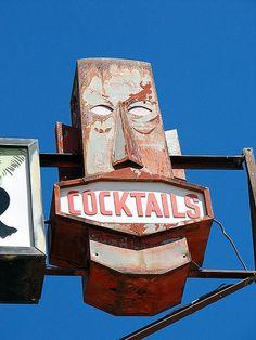 Vintage Roadside, via Flickr