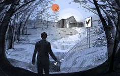 Juxtapoz Magazine - The Art of Sam Kalda