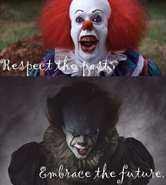 Every nightmare you've ever had... Who's looking forward to the new It movie? #stephenking