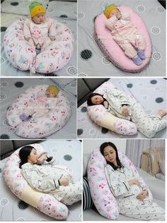 5 In 1 Posizionamento Cuscino Sacchetto - Diy Crafts - DIY & Crafts Baby Nest Bed, Baby Doll Bed, Baby Sofa, Baby Pillows, Baby Elephant Ears, Boyfriend Pillow, Baby Shawer, Baby Gadgets, Pregnancy Pillow
