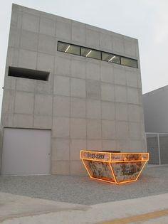Galeira Leme - 2012 - Transposição. David Batchelor