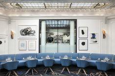 Restaurant Le V - AD España, © D.R.