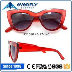 2016 New Design High Quality uv400 Cat Eye Sunglasses for Women