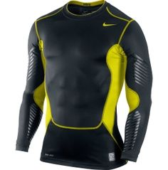 Nike Men's Pro Combat Tight Clampdown Long Sleeve Shirt (this shirt is SICK!)