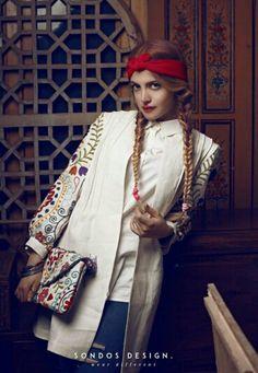 #Iran#women#fashion #sondos#design