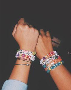 Men's Jewelry – Fine Sea Glass Jewelry Letter Bead Bracelets, Pony Bead Bracelets, Cute Friendship Bracelets, Kandi Bracelets, Letter Beads, Friendship Bracelet Patterns, Homemade Bracelets, Diy Bracelets Easy, Summer Bracelets