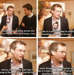 John Green describes the FIRST ending he wrote for TFIOS