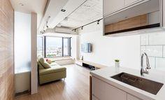台北 12 坪自然系陽光老公寓 - DECOmyplace