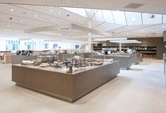 Rabobank Bedrijfsrestaurant | HEYLIGERS design + projects