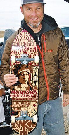Jeff Ament visits Blackfeet Skatepark, will return to receive ...