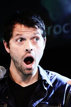GASP. Misha's back for s10!  ;)