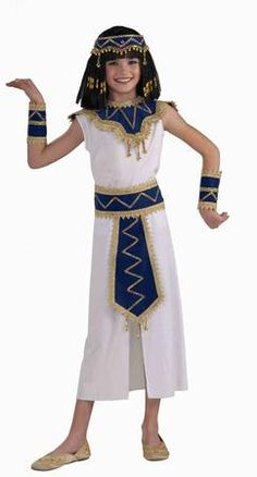 any girl will love being dressed up like an egyptian princess to any halloween costume party