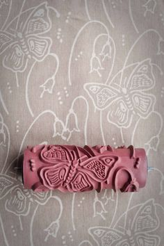 No 14 Patterned Paint Roller from The by patternedpaintroller, £15.00