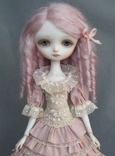 gallery art doll by Ana Salvador