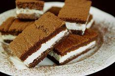 Kinder mliečny rez bez múky a cukru Sweet Desserts, Tiramisu, Sugar, Fit, Ethnic Recipes, Tiramisu Cake