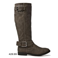 Perfect with skinny denims. New Look, Riding Boots, Latest Fashion, Skinny, Denim, Shoes, Horse Riding Boots, Zapatos, Shoes Outlet