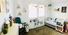 Baby's room all complete!