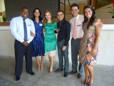 Congresso 2014, Eusébio-Ceará, Brasil (Alex e Cris Santos, Daiane e Célio Durand, Gabi e Léo Martins)