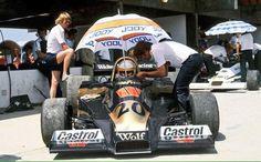 Jody Scheckter, Wolf - 1977