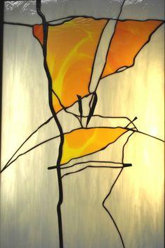 70.003 světelný obraz | Vitráže, Tiffany technika, lampy, obrazy, restaurování - SKLOart - Jitka a Richard Kantovi