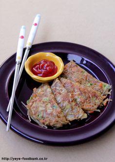 계란만두-TV속 레시피처럼 만들어봐요.. – 레시피   다음 요리 Korean Dishes, Korean Food, Asian Recipes, Healthy Recipes, K Food, Bulgogi, Pork, Food And Drink, Health Fitness