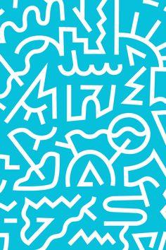 iPhone wallpapers for Poolga by Skip Hursh #mstrwrk