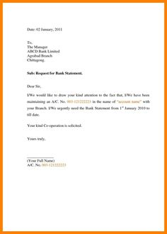 request letter to bank statement best application for bank statement request letter format in word fresh