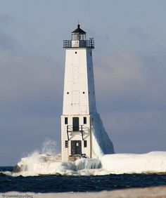 Frankfort Lighthouse, Frankfort MI