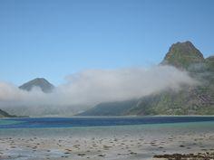 Beautiful Lofoten in Norway