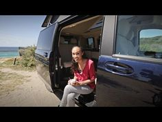 Mercedes-Benz TV: Camping at Portugal's seaside with the Marco Polo. Mercedes Camper Van, Mercedes Benz, Portugal, Marco Polo, Campervan, Van Life, Caravan, Seaside, Camping
