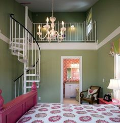 Funky Teen Bedrooms Design Ideas, Pictures, Remodel, and Decor - page 26
