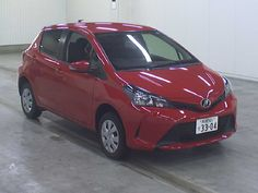 USED TOYOTA VITZ FOR SALE