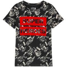Little Eleven Paris - Marvel T-shirt - 161135