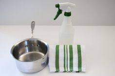 How to Make a Cleaner for Stainless Steel (with Pictures) | eHow
