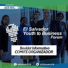 El Salvador Youth to Business Forum - Comite Organizador