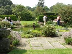 Howick Hall Gardens in Northumberland. The home of Earl Grey and our historic coastal gardens