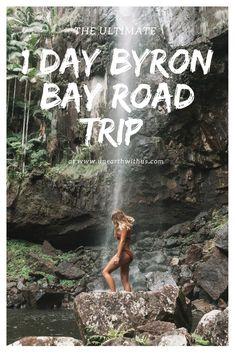 1 DAY BYRON BAY ROAD TRIP Perth, Brisbane, Sydney, Melbourne, Tasmania, Coast Australia, Cairns Australia, Australia Travel Guide, 1 Day