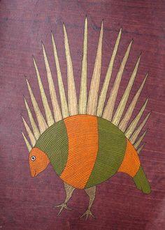 Porcupine, Bhajju Shyam