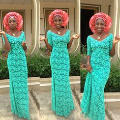 Fascinating Aso-Ebi Styles that will Keep you above Trends ....Be Ready to be Wowed! - Wedding Digest Naija