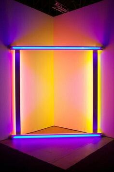 this shows implied light because its coming from a source and it is two dimensional
