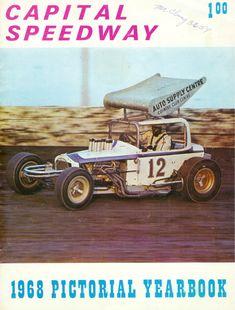 1968 HammerDown! Foyt, Dickson, Adamson, Wally Baker, Mario, Goodwin