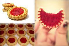 Aprende a preparar las tradicionales y añoradas galletas Reinitas Brownie Cookies, Cupcake Cookies, Cupcakes, Cookie Recipes, Dessert Recipes, Desserts, Macarons, Venezuelan Food, Galletas Cookies