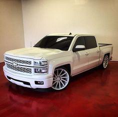 Dropped 2014 Chevrolet Silverado 1500, Chevrolet Trucks, Lifted Trucks, Cool Trucks, Chevy Trucks, Sweet Cars, Bar, Girls, Sports