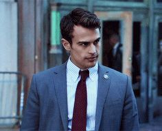 Man Crush Monday: Theo James | Her Campus